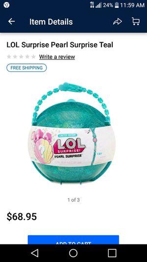 L.O.L. PEARL SURPRISE! for Sale in Phoenix, AZ