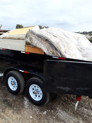 12x8 dumptrailer for Sale in San Diego, CA