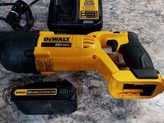 DeWalt 20v Max Reciprocating Saw for Sale in West Valley City,  UT