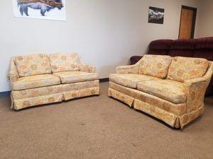 Floral Couch Set for Sale in Denver, CO