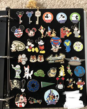 Disney Trading Pins set or individual see details for Sale in Grayson, GA