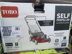 Toro lawn mower for Sale in Clovis, CA