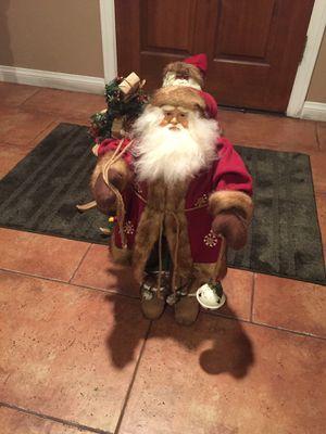 Santa Claus Xmas Decorations for Sale in Carlsbad, CA