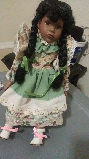 Antique porcelain doll for Sale in Miami, FL