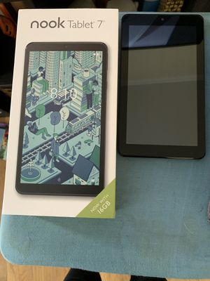 """Nook 7"""" Tablet for Sale in Seattle, WA"""