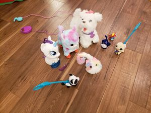 My Little Pony, FurReal Friends, Pomsies, and more for Sale in Bessemer City, NC