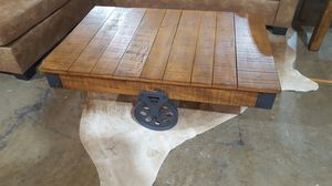 Rustic Coffee Table for Sale in Dallas, TX