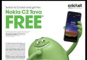 Free Nokia C2 Tava for Sale in Melbourne, FL