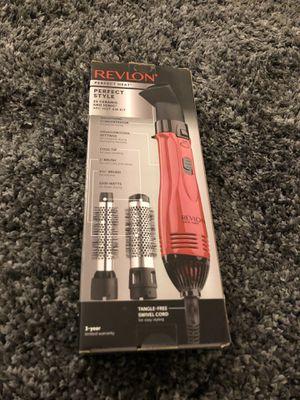 Revlon hair dryer with brush for Sale in Kissimmee, FL