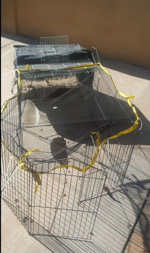 Cage&Hen (Jaula con Gallina Fina) for Sale in Glendale, AZ