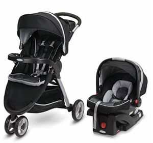 BRAND NEW UNOPENED BOX Graco 3-Wheel Stroller and Infant Car Seat for Sale in West Hollywood, CA