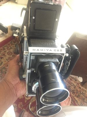 Classic Mamiya Professional Camera C22 for Sale in Sacramento, CA