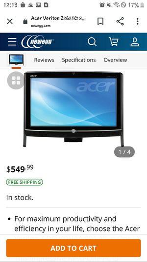 Acer aspire veriton all in one touchscreen for Sale in Attalla, AL