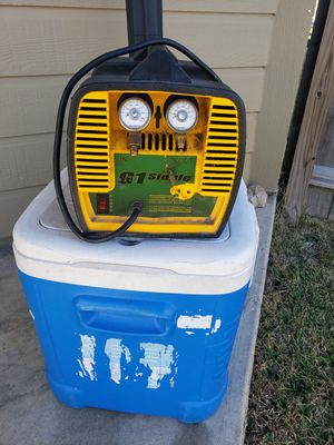 A/C recovery machine for Sale in Humble, TX