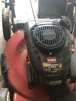 Toro Self Propeller Push Mower - For repair. for Sale in Silver Spring, MD