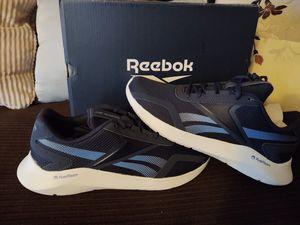 New men's 7.5 Reebok memory foam running shoes for Sale in Lakewood, CO