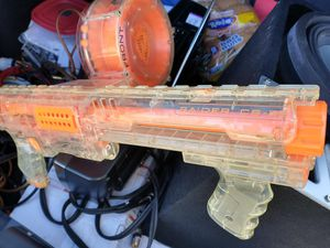 Nerf gun toys for Sale in Jurupa Valley, CA
