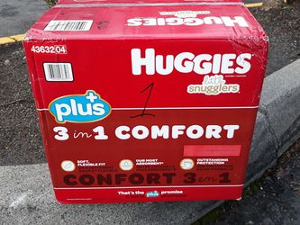 Huggies Diapers Size 1 for Sale in Seattle,  WA