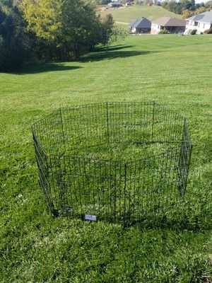 Dog excercise pen with door for Sale in Jefferson City, MO