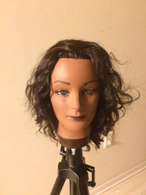 Cosmotogy curly doll head between $25 & $30 for Sale in Los Angeles, CA