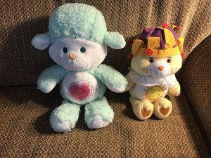 Vintage stuffed Care Bears 2004 for Sale in Murrieta, CA