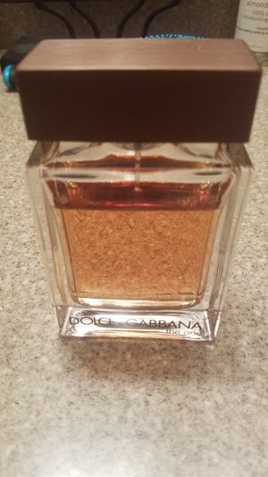 Dolce & Gabbana the one 100ml men's Eau De Toilette for Sale in Owings Mills, MD