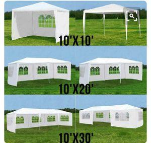Carpas nuevas🎪 Tents new for Sale in San Leandro, CA