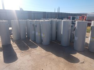 Good used water heaters 50 gallon we stand behind them $95 a piece for Sale in Phoenix, AZ