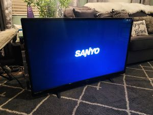 """Sanyo 50"""" Class 2K (1080P) LED TV (FW50D36F) for Sale in Henderson, NV"""