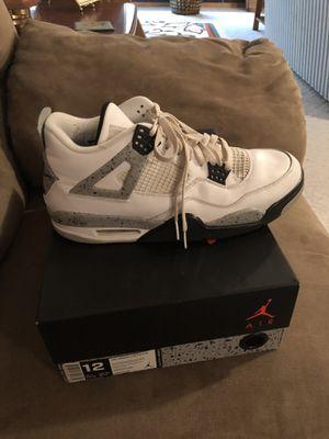 Jordan 4s great condition size 12 for Sale in Wichita, KS