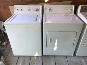 Washer and dryer for Sale in Irving, TX
