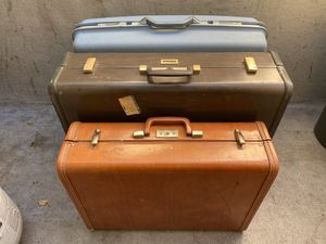 Vintage suitcases for Sale in San Jose, CA