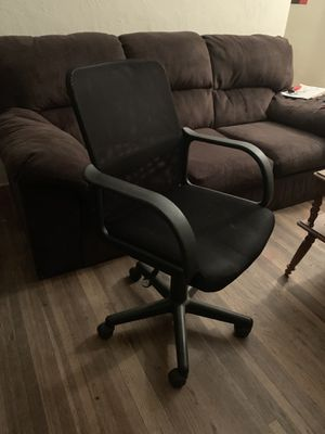 Office Chair (black) for Sale in Albuquerque, NM