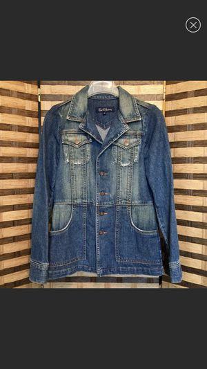 Used, Earl Jean Denim Jacket for Sale for sale  Scottsdale, AZ