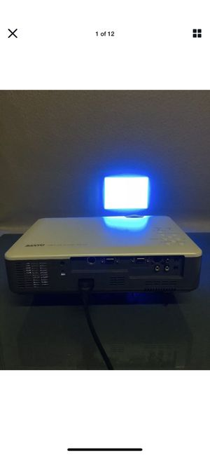 Sanyo PLC-XU78 Projector XGA Conference Room Projector #30 for Sale in Irvine, CA