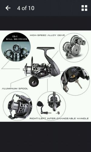 Fishing Spinning Reel for Sale in West Valley City, UT