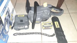 Chainsaw for Sale in Fontana, CA