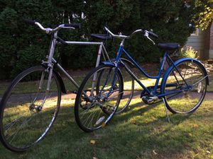 Schwinn bikes (couples special!) for Sale in Portland, OR