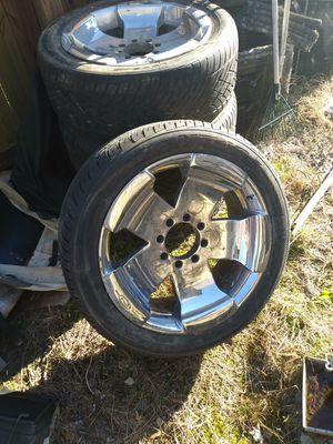 22 inch rims for Sale in Fort Washington, MD