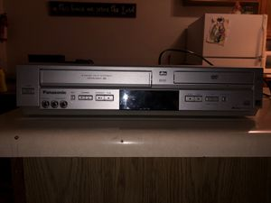 VHS & DVD PLAYER for Sale in Albuquerque, NM