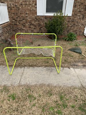 Soccer goals for Sale in Greenville, NC
