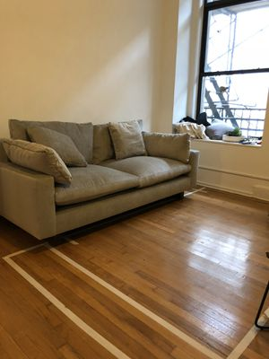 "West Elm Harmony Sofa (82"") - Orig $1900 for Sale in Hoboken, NJ"