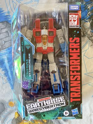 Transformers Earthrise Starscream NEW IN BOX for Sale in Norwalk, CA