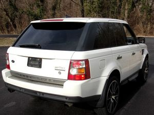 2007 Land Rover Range Rover Sport Supercharged!! Full Price $1200 for Sale in Tacoma, WA