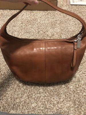 Coach Ergo handbag w/protective bag for Sale in Burleson, TX