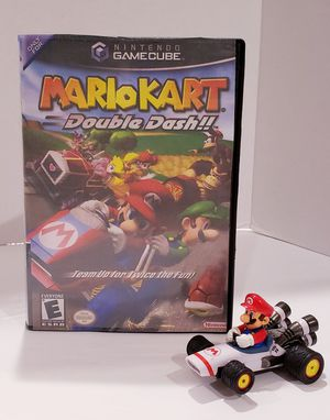 Gamecube Mario Kart Double Dash for Sale in Buena Park, CA