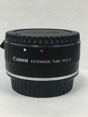 Canon Extension Tube EF25 II for Sale in Miami, FL