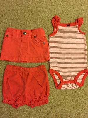 6 mo Carters Outfit for Sale in Litchfield Park, AZ