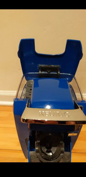Like New Keurig K10 blue for Sale in Chicago, IL