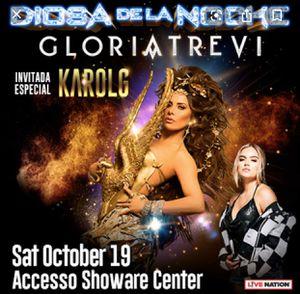 2 boletos para-Gloria Trevi ft. Karol G. for Sale in Maple Valley, WA